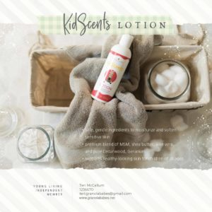 KidScents Lotion