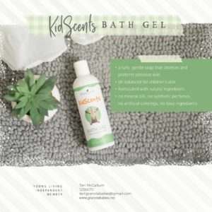 KidScents Bath Gel